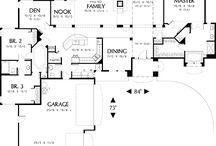 Home/Log Floor Plans