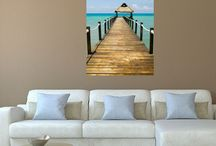 Summer Wall Decals / by Wall Decal World