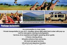 Classic Kenya / Classic Kenya 5 Days @ just USD 899 Per Person. Book Now!!