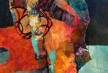Carol Nelson / Contemporary artist Colorado