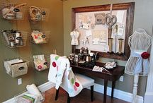 My Dream Sewing Room