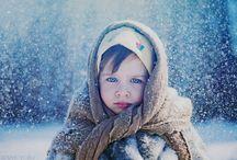детская зимняя