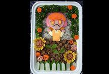 Bento & Food Art