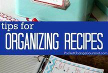 Organiser hjemme