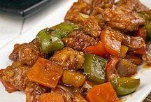receta carne de cerdo