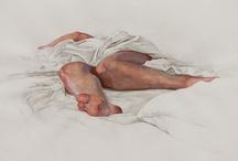 Drawing lines / by Rozemarijn Witt