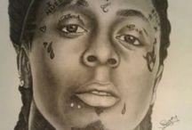 Regoart,  Artist with a pencil