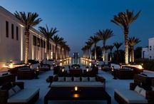 The Chedi Muscat / A world of understated elegance and a perfect mix of Omani architecture and a profound Asian Zen-style.  #GHMhotels #Leadinghotelsoftheworld
