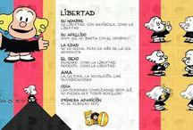 Mafalda vs The World