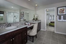 Master Bedrooms / The serene master suites at Spring Mountain Ranch