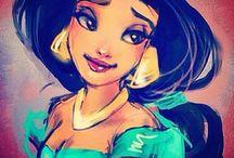 Disney drawings