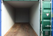hire Storage containers