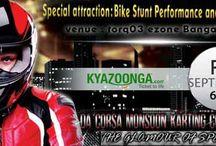 KyaZoonga.com: Register online for Da Corsa Karting Championship