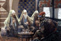 """The Hebrew Prophet Micah: Who is Like God? / During the reign of kings Jotham, Ahaz, and Hezekiah of Judah, the prophet Micah (740–670 BC) gave Israel one of the best known prophecies concerning the birth of the Messiah:  """"But you, Bethlehem Ephrathah, though you are small among the clans of Judah, out of you will come for me one who will be ruler over Israel, whose origins are from of old, from ancient times.""""  (Micah 5:2)"""