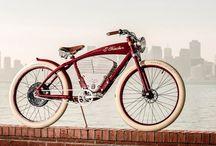 Electric Retro Bike