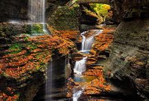 Finger Lakes, New York State / Ithaca / Places to go