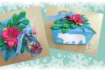 A GIFT BOX FOR WINTER HOLIDAYS