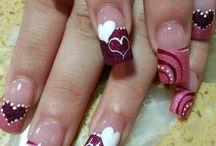 diseño uñas.. ♥