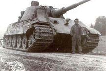 TANQUES WW2