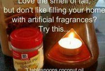 Smells. Diy
