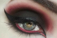 Goth Makeup
