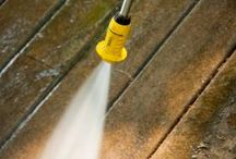 Cleaning / Deck cleaning recipe