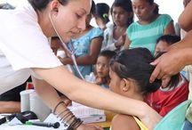 Nuestros expats mexicanos / Mexicanos ejemplares que trabajan para MSF en el terreno.