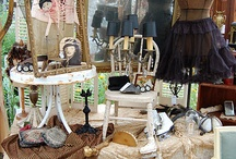 Flea market goodies / by Candy Poole