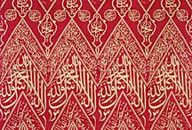Islamic Art / Islamic artworks that I am studying for an art history class online at Oxford University