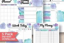 monthly planner 2017