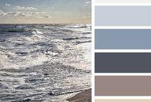 Color schemes that grab my eye