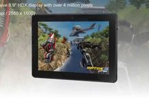 """KINDLE FIRE HDX 8.9"""" AND 7 """" """"Powerful tablet"""""""