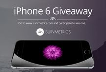 Giveaway / Survmetrics is giving away an iPhone6