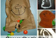 Preschool - Groundhog's Day Activities / by Sammie Mauk