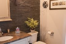 Powder Room - Kaerek Homes