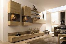 Muebles modernos / Diseño de muebles
