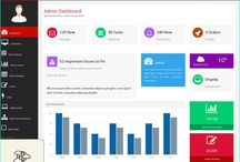 Bootstrap Dashboard Admin Templates / With its stunning HTML5 framework, bootstrap is the much user friendly framework to do websites and applications. Those have fully customized admin templates which are available for download with charts, flat colors and many more customizable features. Shared, Bootstrap Dashboard Admin Templates, which are available for download can use to make custom admin panels, project management systems, back end etc.