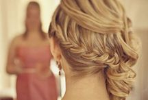 Hair in style