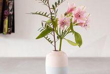 KSceramics / Porcelain tableware and home decor items.