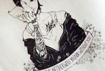 Sketch Tokyo Ghoul ♡