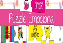 Actividades para Trabajar las Emociones / Ideas, actividades, juegos e imprimibles para trabajar la educación emocional en el aula.