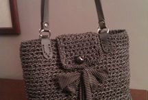 crochet bags - borse all'uncinetto