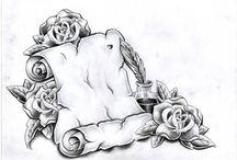 tattoo ideas / ideas for different tattoo designs