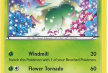 Bellossom / Bellossom (Japanese: キレイハナ Kireihana) is a Grass-type Pokémon. Bellossom evolves from Gloom when exposed to a Sun Stone. It is one of Oddish's final forms, the other being Vileplume.