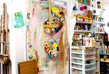 Art Room/Craft Room / by Amelia Louise
