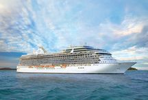 Cruising the Mediterranean / The new Oceania Riviera.