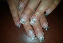 Angie's Nails by Christien Nagel / Acrylic Nail Designs - by Christien Nagel
