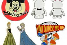 Disney Obsessed - Pins / by Amy Corbet-Elsbree