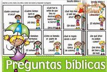 preguntas biblicas