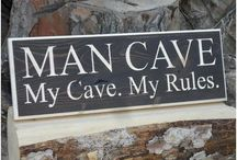 Man Cave / by Emily Harrod